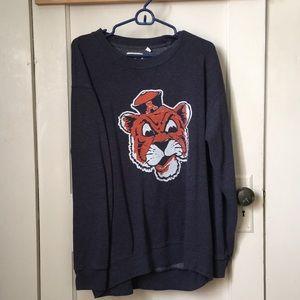 Super comfortable Auburn sweatshirt